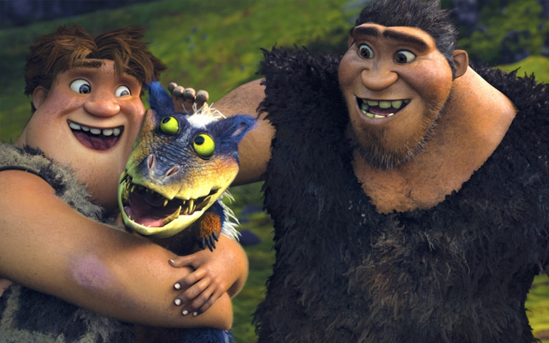 The Croods-2